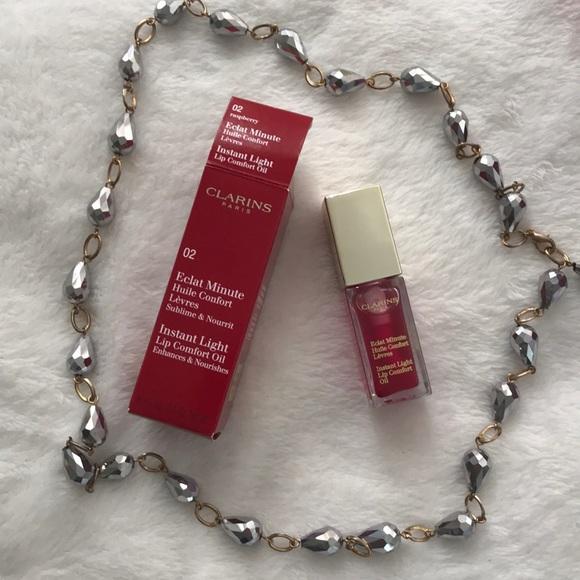 836965ebb85da Clarins Instant Light Lip Comfort Oil NWT